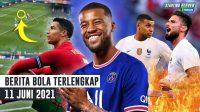 RESMI! PSG Datangkan Wijnaldum - Ronaldo Dihujat Abis-abisan - Prancis MEMANAS! Mbappe Giroud Berseteru
