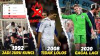 55 Tahun Apesnya Timnas Inggris, Padahal Diisi Skuad Mahal di Sepanjang Turnamen EURO
