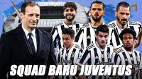 Allegri Kembali Pulang Bagaimana Penampakan Kekuatan Juventus Musim Depan