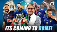 It's Coming to Rome! Begini Cara Italia Kandaskan Inggris di Final Euro 2020