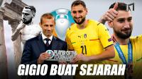Jadi Pemain Terbaik EURO 2020, Seberapa Hebat Gianluigi Donnarumma