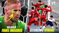 Kontroversi dan Konspirasi Dibalik Laju Mulus Timnas Inggris di EURO 2020