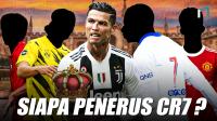 Sudah Saatnya Pensiun! Ini 5 Pemain yang Bisa Jadi Penerus Cristiano Ronaldo