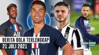 Paul Pogba Segera Merapat ke PSG - Ronaldo Dibarter Dengan Icardi - Tak Guna, Madrid Jual Hazard