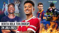9 Pemain Jadi TUMBAL Pogba ke PSG - Sancho Resmi Jadi Pemain MU - Messi vs CR7 di Joan Gamper Trofi