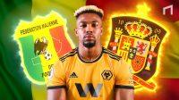 Ketika Adama Traore Diperebutkan Timnas Spanyol Dengan Timnas Mali