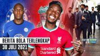 Chelsea Boyong Lukaku Rp 2.2 T - Raiola Tawarkan Pogba ke Liverpool - Skuad Juve Diisolasi