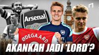 Apa yang Membuat Martin Odegaard Spesial di Mata Arsenal