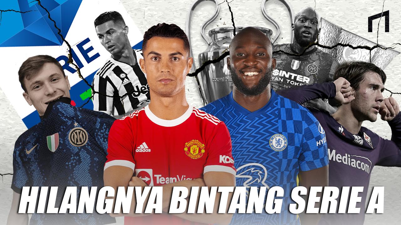 Bursa Transfer 2021 Mimpi Buruk Bagi Tim-tim Serie A