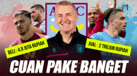 Cerdik di Bursa Transfer, Apa Rahasia Aston Villa
