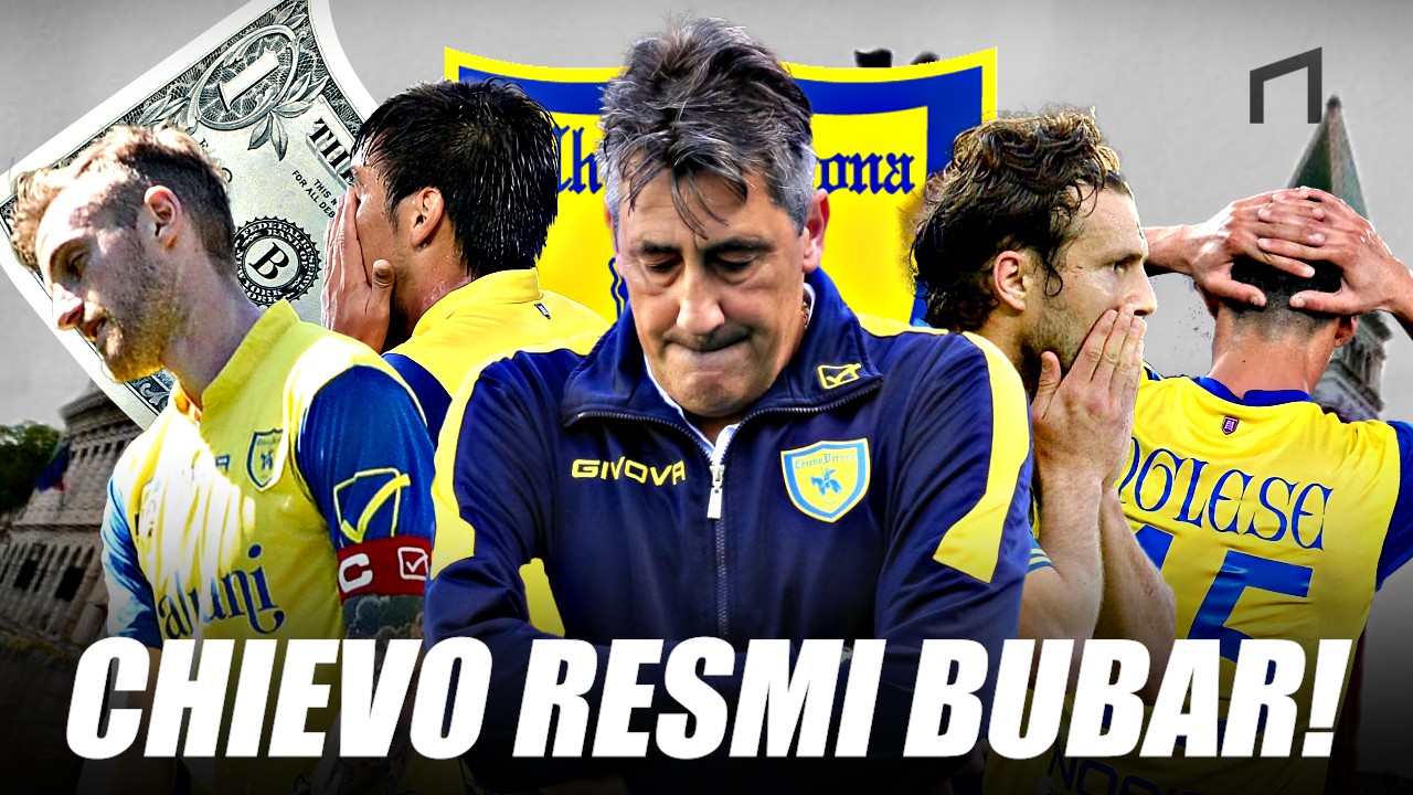 Chievo Verona Bangkrut The Flying Donkeys Tak Lagi Bisa Terbang