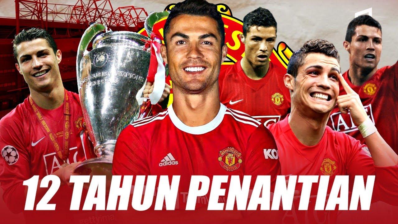 Kepulangan Mengejutkan Cristiano Ronaldo ke Manchester United
