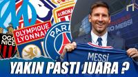 Lionel Messi Datang, Bagaimana Peta Persaingan Ligue 1-_1