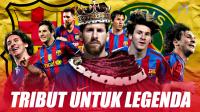 Lionel Messi, FC Barcelona, dan Tantangan Baru di Paris