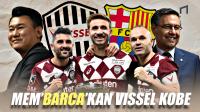 Mengenal Vissel Kobe, Klub Liga Jepang yang Menampung Mantan Bintang Barcelona