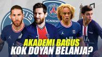 Punya Akademi Mewah, Mengapa Pemain Didikan PSG Malah Bersinar di Klub Lain