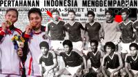 Seperti Greysia Polii & Rahayu! Cabor Sepakbola Indonesia juga Pernah Masuk Final Olimpiade Australia