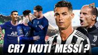 apa yang Akan Terjadi Bila Ronaldo Tinggalkan Juventus