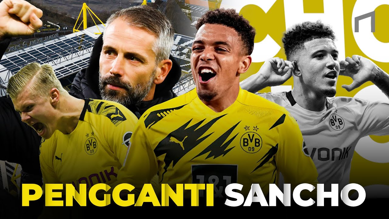 Direkrut Dortmund untuk Gantikan Jadon Sancho, Siapa Donyell Malen?