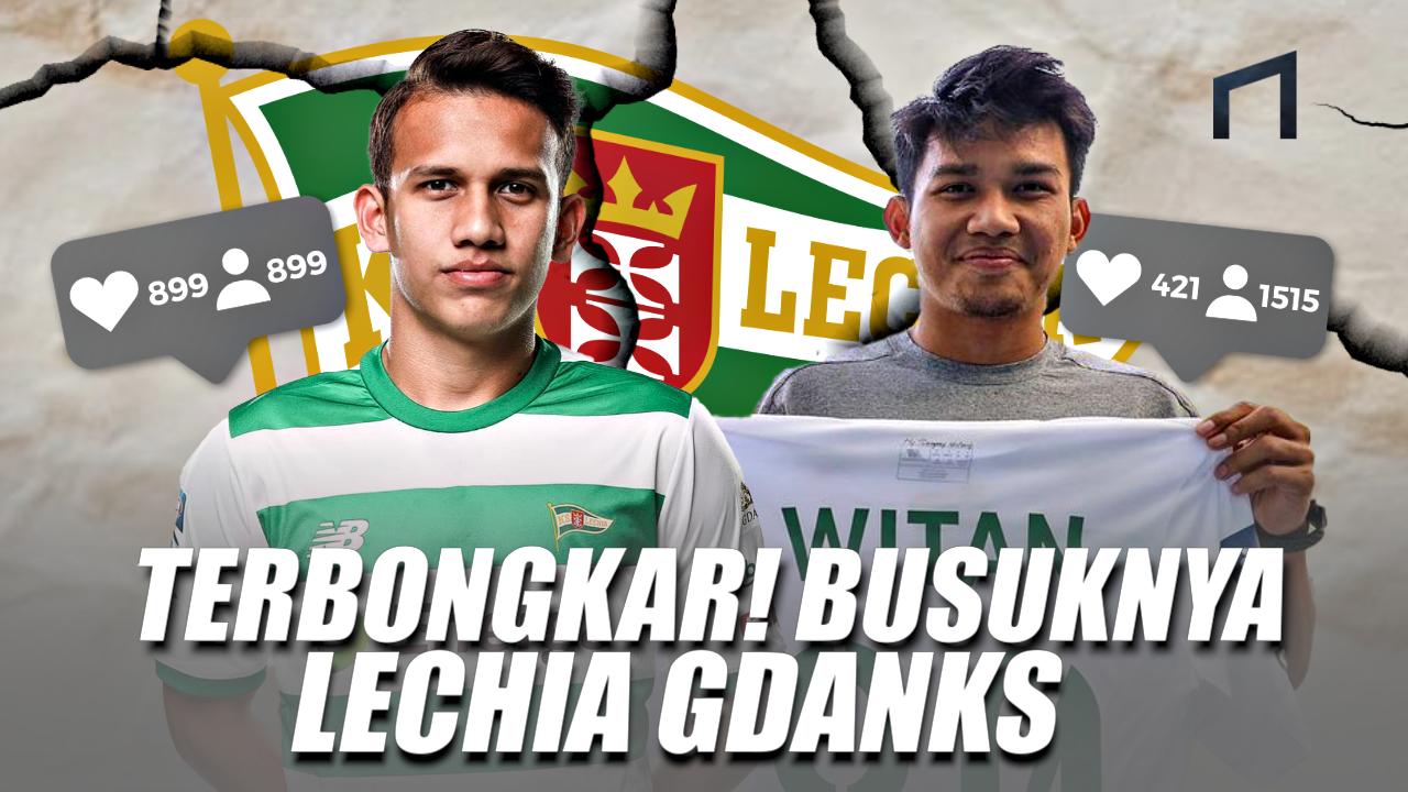 Apa yang Sebenarnya Jadi Motivasi Lechia Gdańsk Rekrut Pemain Asal Indonesia