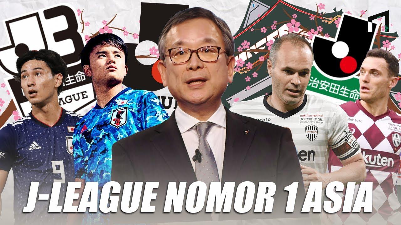 Hal hal yang Membuat Liga Jepang Jadi Paling Berkualitas di Asia