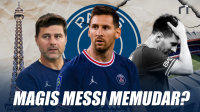 Harap-Harap Cemas Menanti Magis Lionel Messi