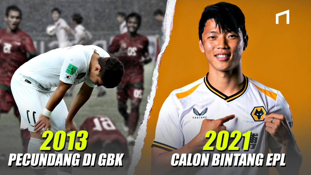 Hwang Hee-chan, Dulu Pecundang di GBK, Kini Bersinar di Premier League