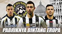 Inovasi Bisnis dan Scouting Cerdas, Kunci Sukses Udinese Bertahan Hidup