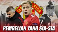 Malangnya Donny van de Beek di Manchester United