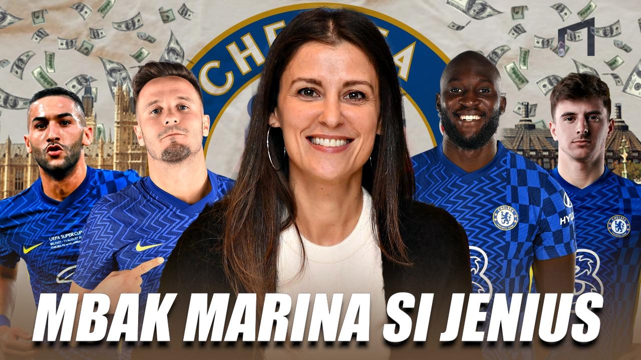 Mengenal Marina Granovskaia Sebagai Otak Strategi Transfer Chelsea