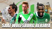 Mengenang Kejayaan Wolfsburg, Akankah Terulang Kembali