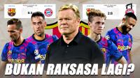Menghitung Detik Kemunduran FC Barcelona di Kancah Eropa