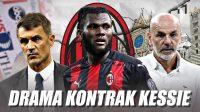 SURAM! Drama Kontrak Baru Franck Kessie, Pertahankan atau Jual