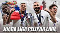 Juara UEFA Nations League, Apa Artinya Bagi Timnas Prancis