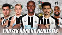 PR Newcastle United Sebelum Sah Jadi Klub Besar Eropa