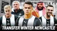 Pemain Incaran Newcastle United