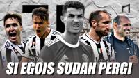 Tanpa Cristiano Ronaldo, Juventus Makin Garang